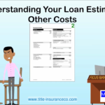 TRID Loan Estimates Other Costs
